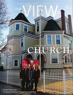View magazine cover, Spring 2010 issue