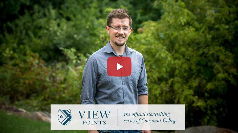 VIEWpoints with Prof. Heath Garris