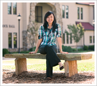 Christian college student profile